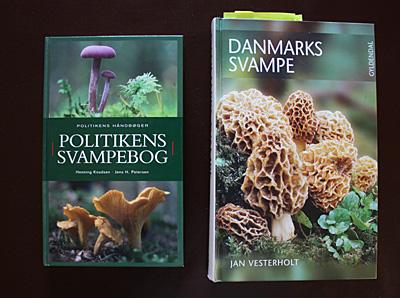 politikens bog om spisesvampe