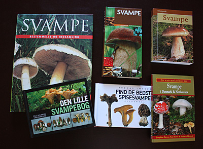 den lille svampebog